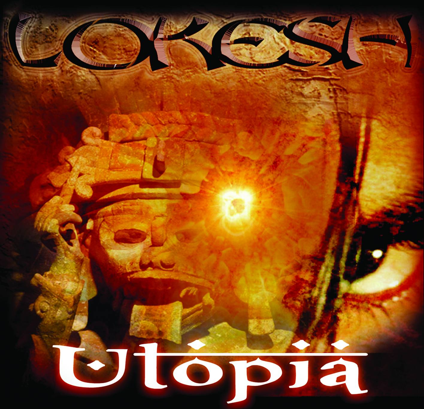 Lokesh -  Utopia - Album Cover